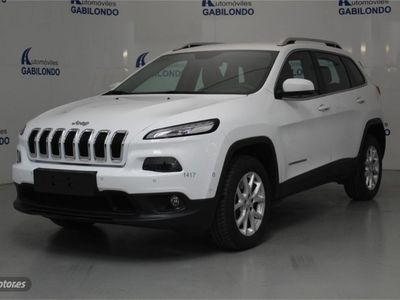 brugt Jeep Cherokee 2.2CRD 185 Business Plus Auto 4x4 AD I