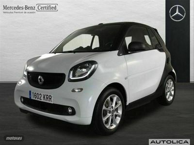 usado Smart ForTwo Electric Drive 60kW(81CV) cabrio