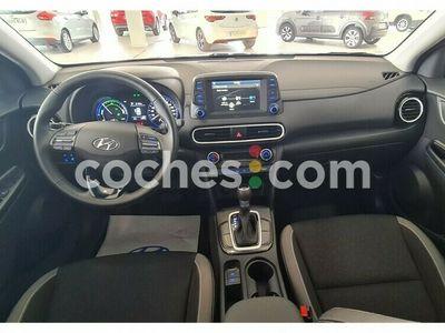 usado Hyundai Kona Hev 1.6 Gdi Dt Klass 141 cv en Cadiz