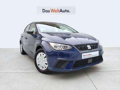 usado Seat Ibiza 1.0 MPI Reference Plus 59 kW (