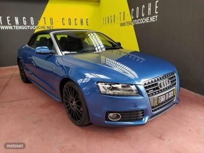 usado Audi A5 Cabriolet 2.0 TFSI 211cv quattro S tronic
