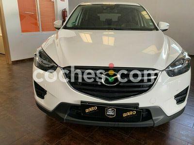 usado Mazda CX-5 Cx-52.2de Lux.+prem.blanco+travel+ts Awd Aut. 175 175 cv en Cordoba