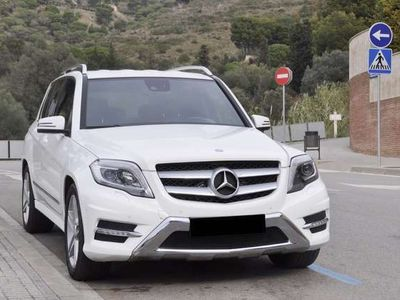 usado Mercedes GLK220 CDI BT 4M Aut. 7G TRONiC