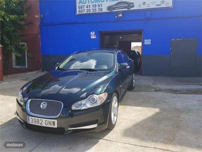 used Jaguar XF 2.7D V6 Luxury