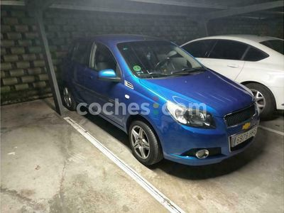 usado Chevrolet Aveo 1.4 16v Lt+ 100 cv en Madrid