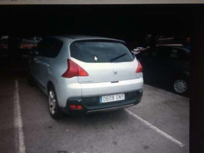 usado Peugeot 3008 1.6HDI FAP Premium