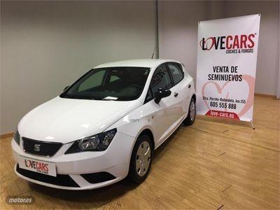 usado Seat Ibiza 1.4 TDI 75cv Reference Ecomotive