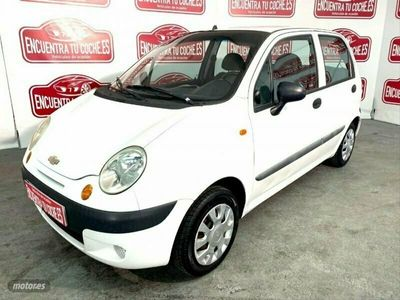 usado Chevrolet Matiz 0.8 City