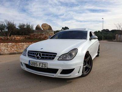 usado Mercedes CLS55 AMG AMG Aut.