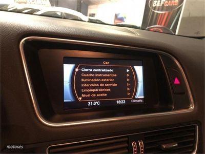 used Audi Q5 2.0TDI quattro S Line Edition 177