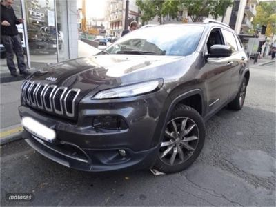 brugt Jeep Cherokee 2.2 Mjt II 4WD AD.I Limited