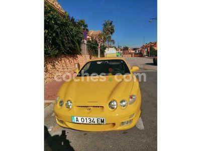 usado Hyundai Coupé 1.6 16v Gls 105 cv en Alicante