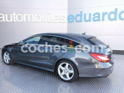 usado Mercedes CLS250 Clase Cls4m Aut. 204 cv en Rioja, La