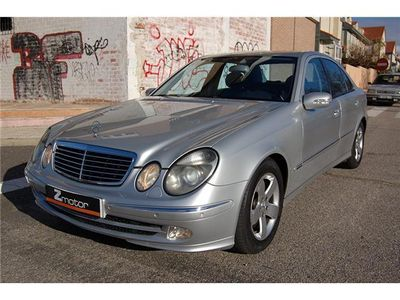 usado Mercedes E320 CDI