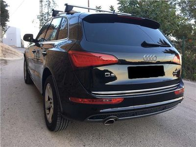 usado Audi Q5 2.0TDI CD quattro S Line Ed. S-T 190 S Line Editi
