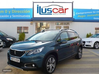usado Peugeot 2008 1.2 PureTech 81KW (110CV)S&S EAT6 Allure