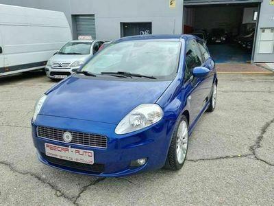 usado Fiat Grande Punto 1.9 Multijet 130CV Sport
