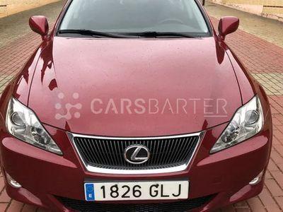 usado Lexus IS220d 220d Premium Cambio 2.4