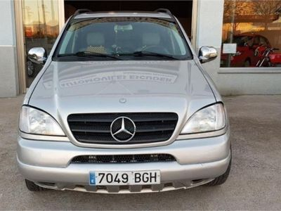 second-hand Mercedes ML270 Clase MCDI