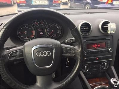 usado Audi A3 2.0 Tdi 140cv Dpf Attraction 3p. -10