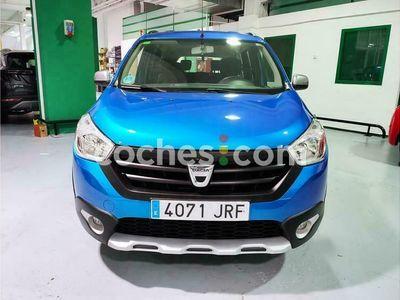 usado Dacia Lodgy 1.5dci Laureate 7pl. 81kw 110 cv en Barcelona