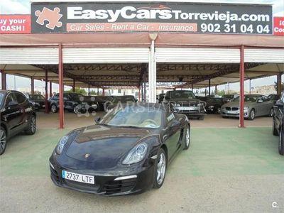 usado Porsche Boxster 2p