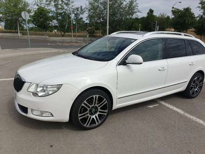 usado Skoda Superb Combi 2.0TDI CR Exclusive 4x4 DSG