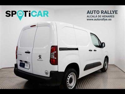 usado Peugeot Partner Pro Standard 600kg BlueHDi 55kW