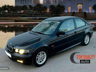 usado BMW 318 Compact Compact td Montana