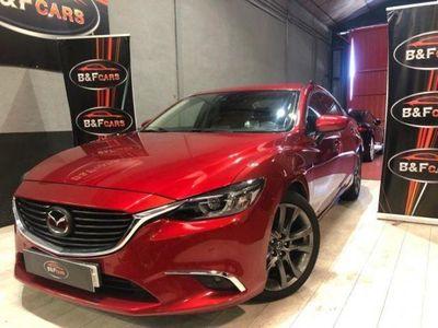 usado Mazda 6 62.2DE Lux.+Prem.White+Travel(Navi) 129kW