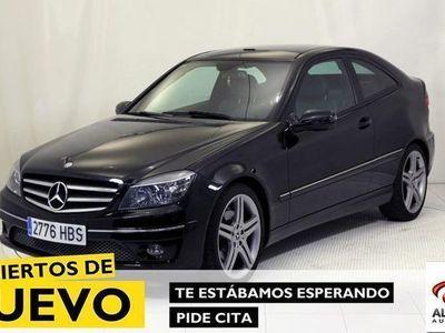 usado Mercedes CLC200 K SPORT AMG AUTO
