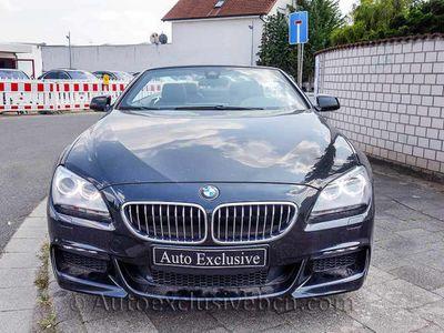 usado BMW 640 Cabriolet d xDrive | M | Piel | HeadUpDisplay| Hi-Fi