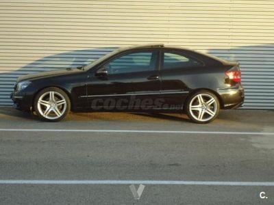 usado Mercedes CLC200 Clase ClcCdi 3p. -09