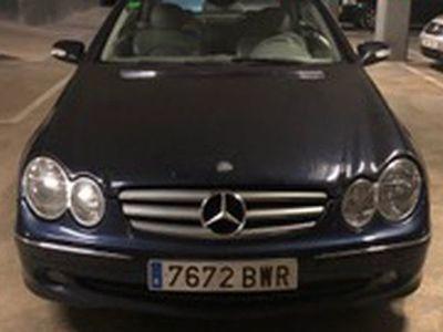 usado Mercedes CLK200 ClaseK Elegance