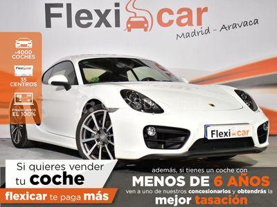 usado Porsche Cayman 2.7 3p