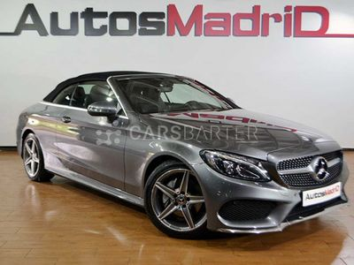 usado Mercedes C220 C Cabrio 220 d 2p