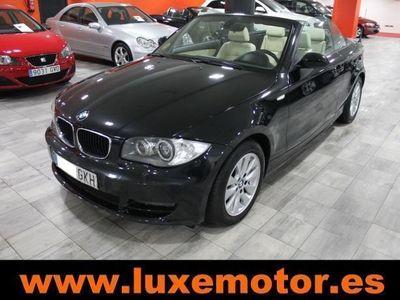 used BMW 120 Cabriolet Serie 1 E88 Cabrio