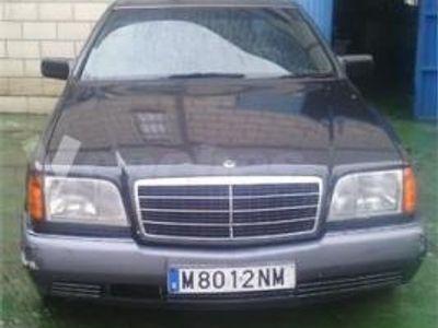 usado Mercedes 500 500SEC -92