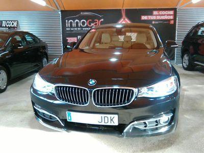 usado BMW 320 Gran Turismo Serie 3 F34 Diesel Luxury