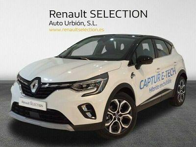 usado Renault Captur Nuevo Zen E-TECH Híbrido enchufable 117 k