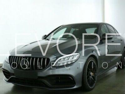 usado Mercedes C63S AMG ClaseAMG Speedshift MCT 9G AMG