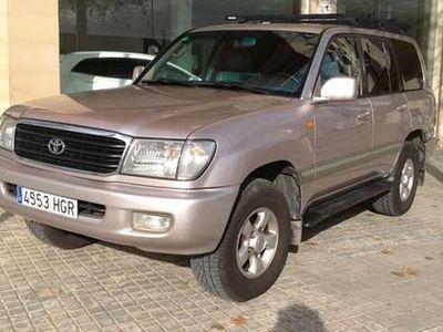 usado Toyota Land Cruiser HDJ 100 7 PLAZAS NACIONAL