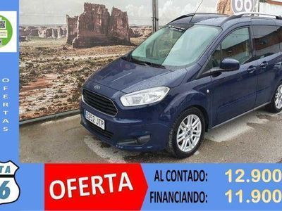 usado Ford Tourneo Courier TDCI 95cv