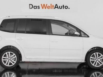 usado VW Touran 105CV año 2015 12573 KM