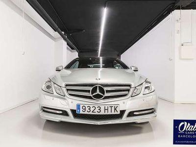 usado Mercedes E220 CDI Cabrio 7G Plus