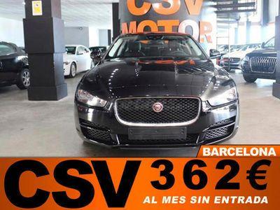 gebraucht Jaguar XE D **AUTO, CUERO, 377€/MES*