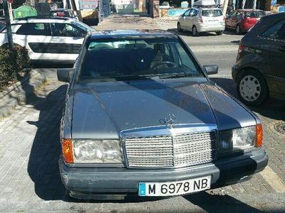 usado Mercedes 190 1.8 90.000 km