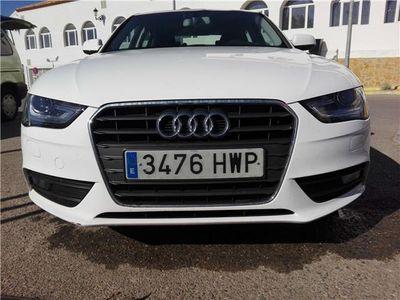 usado Audi A4 2.0TDI DPF Multitronic 150
