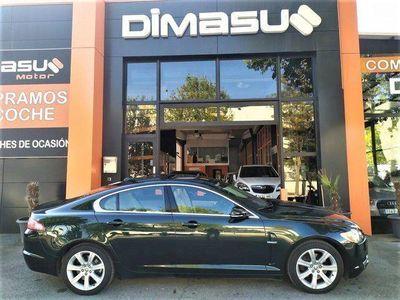 usado Jaguar XF 3.0 V6 Diésel Premium Luxury 211cv