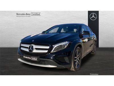 usado Mercedes GLA180 d Sport Utility Vehicle